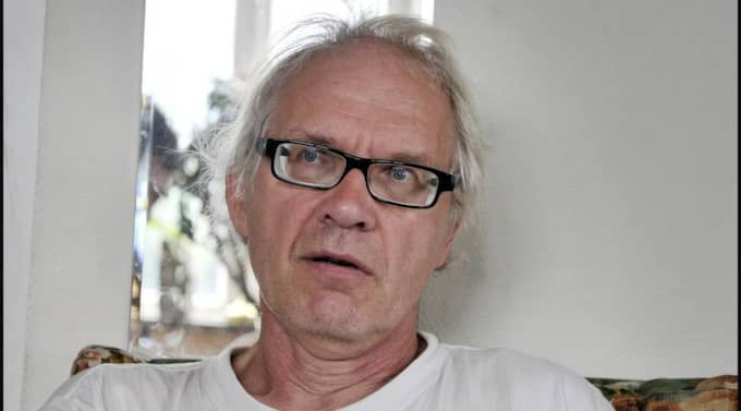Lars Vilks. Stoppad, inte censurerad. Foto: Lasse Svensson