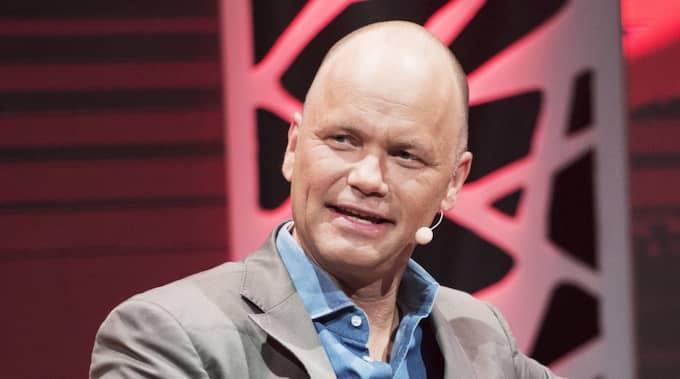 Affärsområdeschefen och vd:n Casten Almqvist väntas på torsdagen gå ut med att TV4 och Nyhetsbolaget slås samman, skriver Resumé. Foto: Olle Sporrong