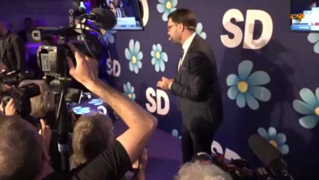 """Se hela Jimmie Åkessons tal: """"Allt handlar om oss"""""""