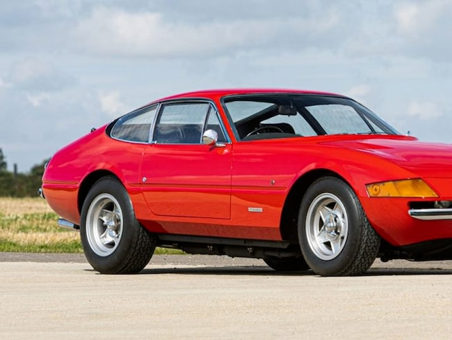 Bilen förväntas gå för minst 5,1 miljoner kronor på Silverstone Auctions 21 september.