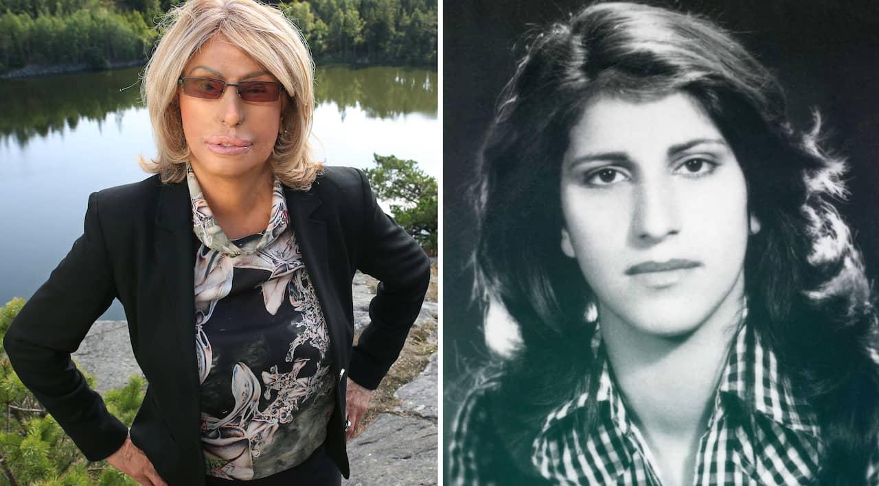 Del 2: Maria Rashidi fick syra kastat i ansiktet