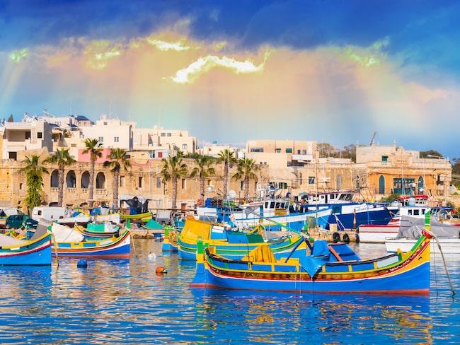 Ryanair börjar flyga från Göteborg till Malta.