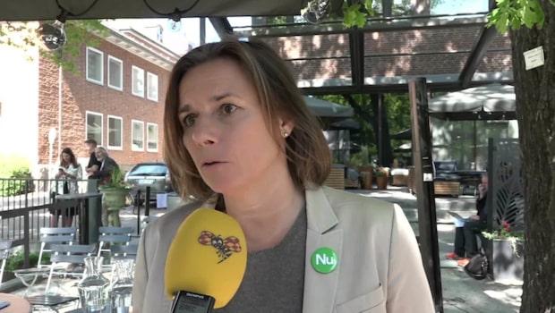 Isabella Lövin ska få MP att lyfta med klimatfrågor