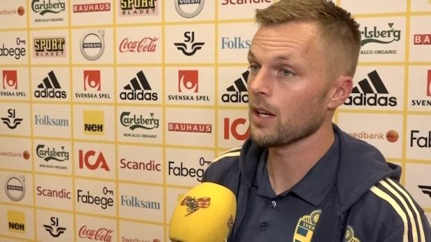 """Larsson: """"Då var man väl inte som gladast"""""""