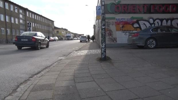 Malmös problemgata är ungdomarnas mötesplats