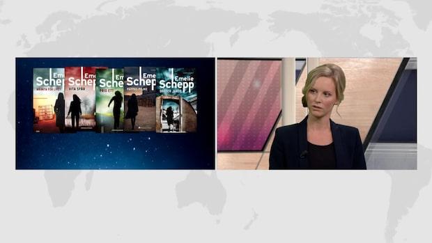 Deckarförfattaren Emelie Schepp om nya boken