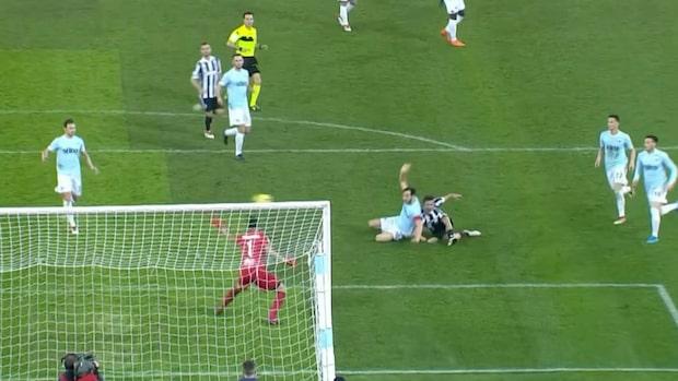 """""""Det är så otroligt typiskt Juventus"""""""