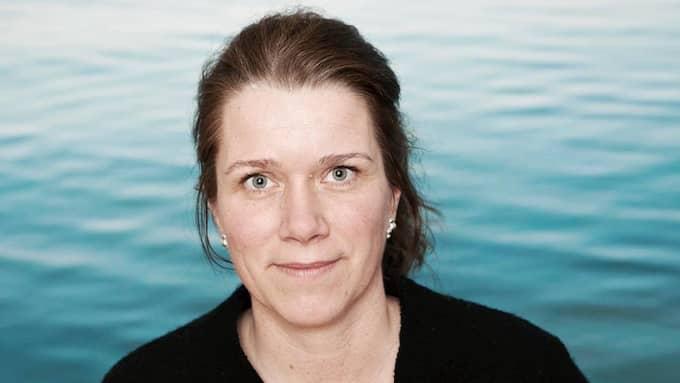 Sofia Brockmark är utredare på Havs- och vattenmyndighetens enhet för biologisk mångfald. Foto: Havs- och vattenmyndigheten
