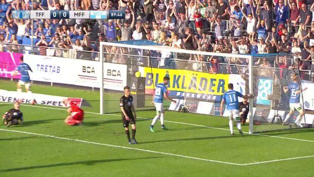 Höjdpunkter: Trelleborgs FF-Malmö FF