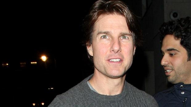 Tom Cruise anklagas för dödskrasch