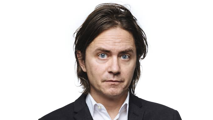 Nils Forsberg. Foto: MIKAEL SJÖBERG