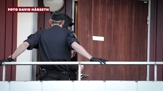 Hör poliserna om mordplatsen