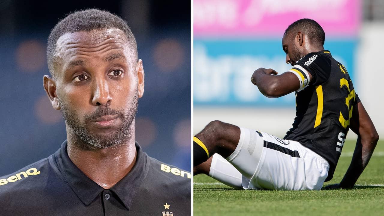 """Goitom om framtiden i AIK: """"Vill inte att Jurelius ska behöva tänka på det"""""""