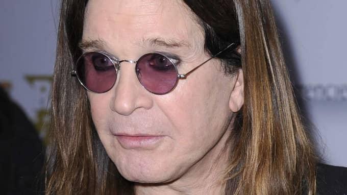 Ozzy Osbourne är en av de kändisar som sörjer Lemmys bortgång Foto: Awais, Pacificcoastnews