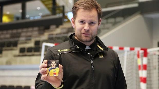 """Andresson om spelarna i truppen: """"Född stolpe in"""""""
