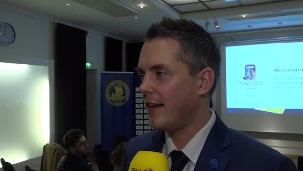 """Rasmus Dahlin med i JVM-truppen: """"Vi har en bra bredd i år"""""""