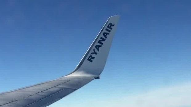 Ryanair-passagerare strandade i hela Europa