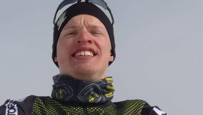 Han har jämförts med både Balotelli och Northug. Nu ska Iivo Niskanen bli skidåkningens nye fixstjärna. Foto: Tomas Pettersson