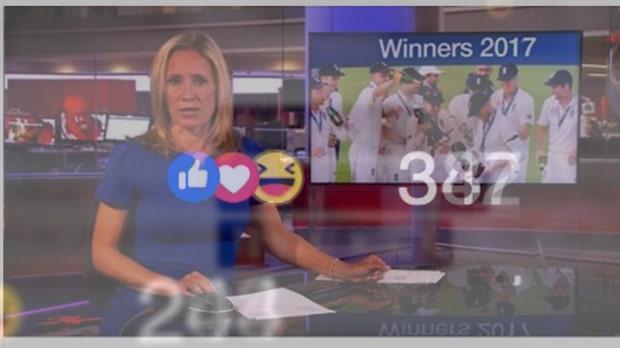 BBC:s snuskblunder live i nyhetssändning