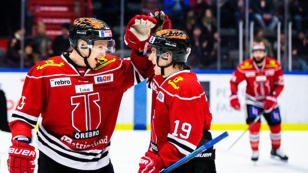 Höjdpunkter: Örebro-Växjö