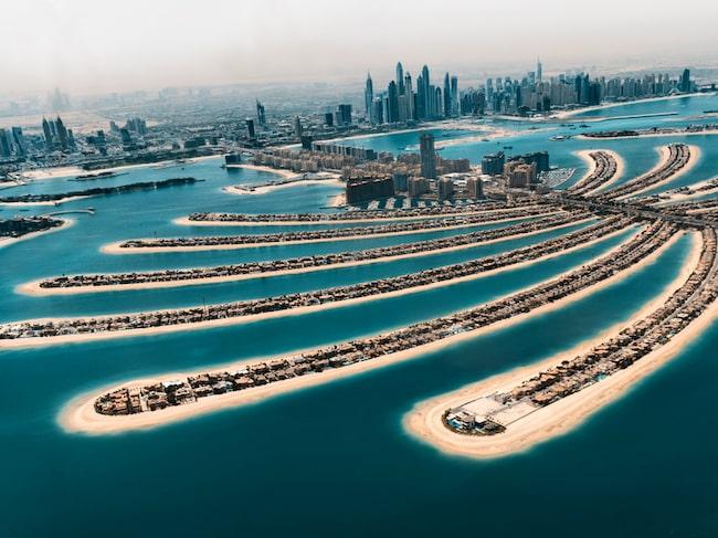 Hårda lagar mot arga Facebookinlägg i Dubai