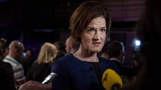 """Anna Kinberg Batra säger att det """"kan komma ändringar"""" när regeringens budget ska behandlas. Foto: Lisa Mattisson"""