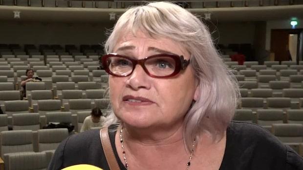 """Soraya Post (FI) om Lundgren: """"Det är skamligt"""""""