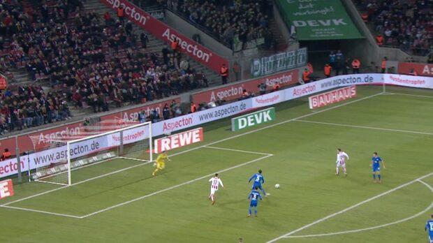 Höjdpunkter: Köln – Wolfsburg