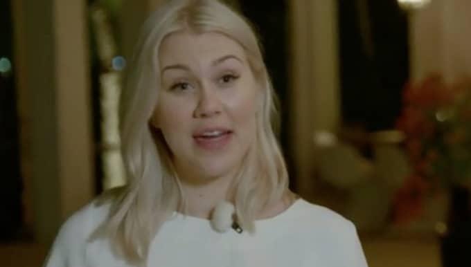 """Isabella Löwengrip är med i onsdagens avsnitt av """"Parneviks"""" i TV3. Foto: TV3"""