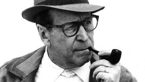Georges Simenon. Foto: VICTOR DINIZ