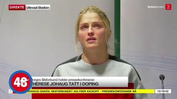 Fis överklagar Johaugs avstängning
