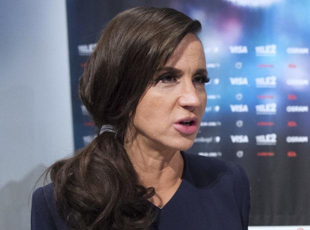 Petra Mede om bytet till TV4