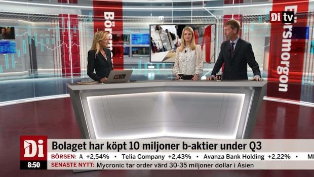 Ikea-kopplat bolag ny storägare i H&M