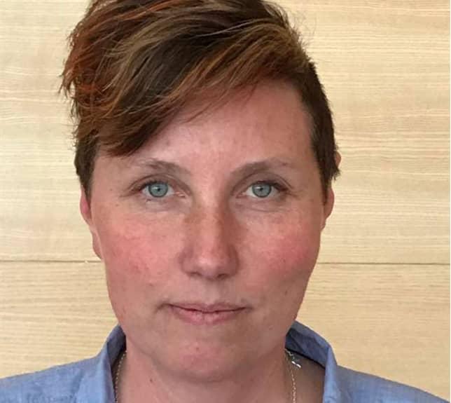 Sköterskan Annas ilska mot kränkande orden