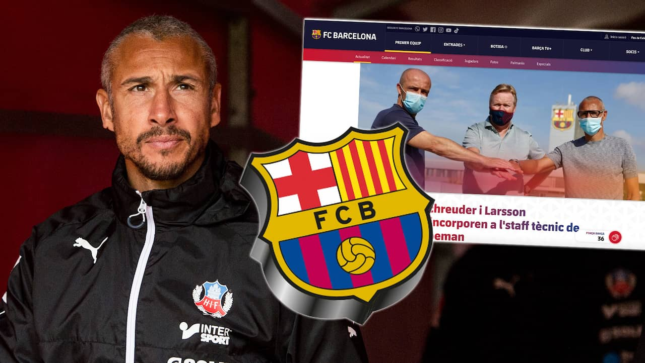 JUST NU: Henke klar för Barça