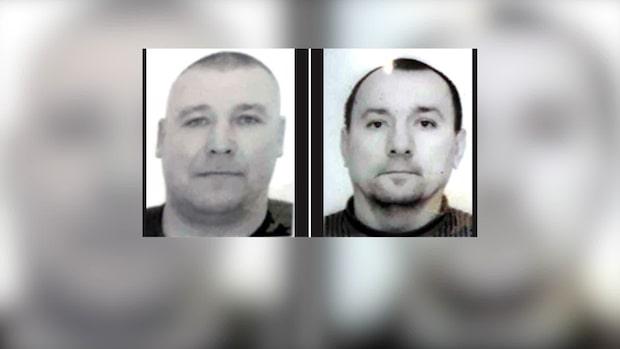 Här är männen som misstänks ha mördat 70-åriga Gert-Inge