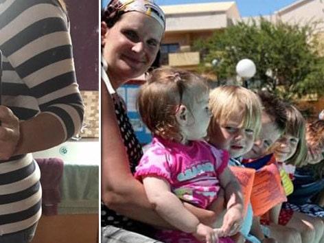 42-åringen har precis fött sitt 20:e barn