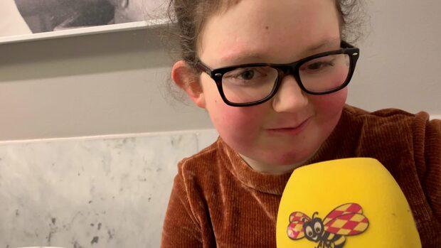 Filippa föddes med ovanlig sjukdom – slalom har blivit räddningen