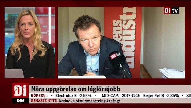 Regeringschefer samlas i Göteborg – nära uppgörelse om låglönejobb