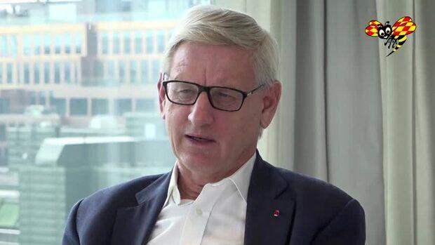 "Carl Bildt om coronakrisens konsekvenser: ""Då kliver Kina in"""