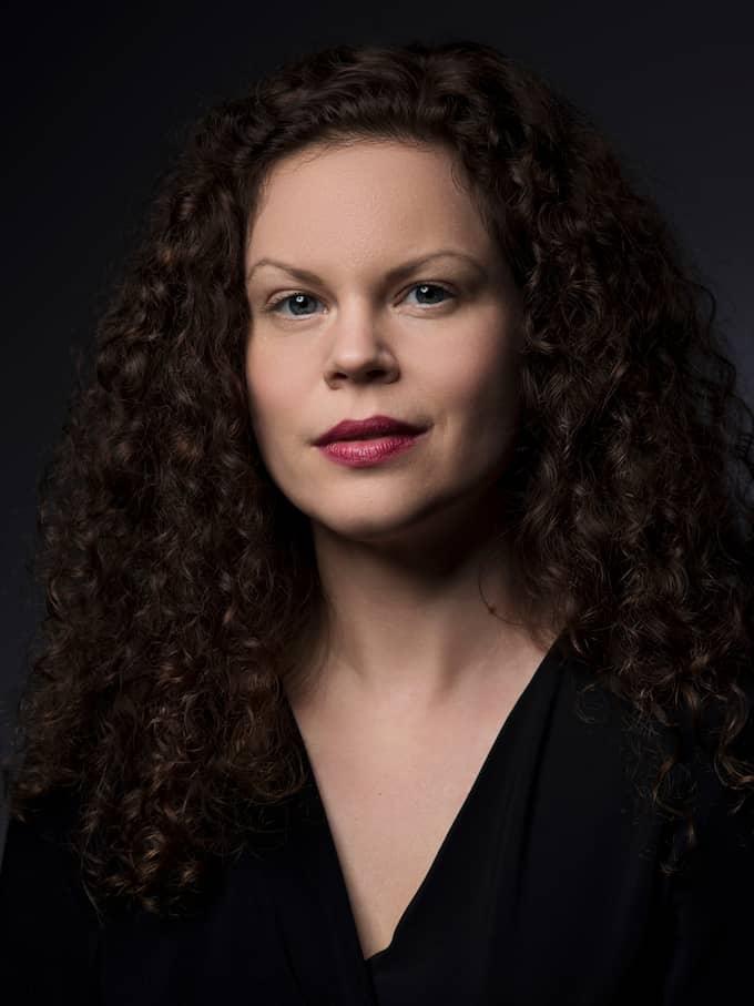 Natalie Lantz, skribent och översättare. Foto: ERNST HENRY / ERNST HENRY PHOTOGRAPHY