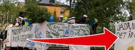"""Skolans kaxiga pik till alla glada studenter i Sundsvall: """"Jasså..."""""""