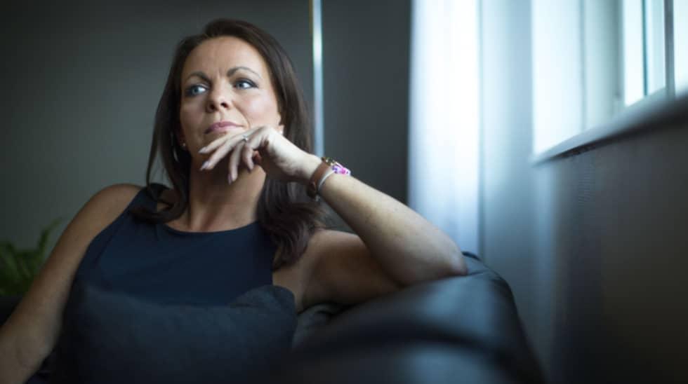 Katarina Wennstams nya uppföljare handlar bland annat om kvinnors rätt att vara kåta. Foto: Henrik Jansson