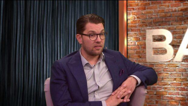 Bara politik: Se hela intervjun med Jimmie Åkesson (SD)