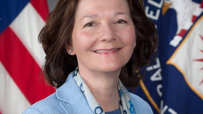 Nya CIA-chefen Gina Haspel var tidigare chef för ett amerikanskt tortyrcentrum som låg i Thailand. Här torterade CIA misstänkta terrorister. Foto: AP / TT