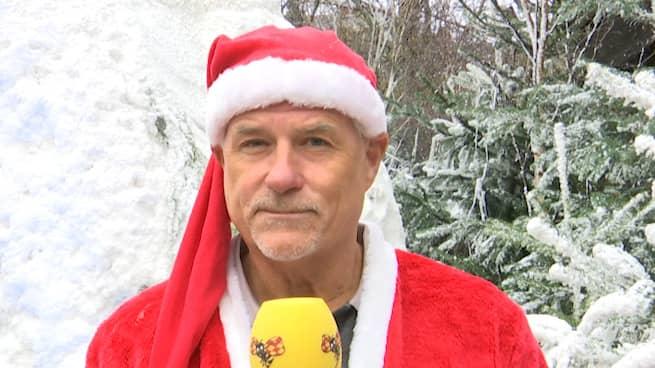 Häng med i Glenns goa jul, ända fram till julafton! Foto: Lovisa Waldeck/GT