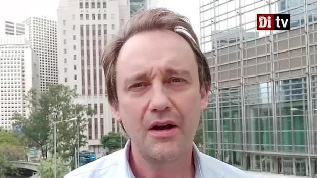 """Asienkorrespondent om Coronavirusets påverkan: """"Marknaden är ner drygt 3 procent"""""""