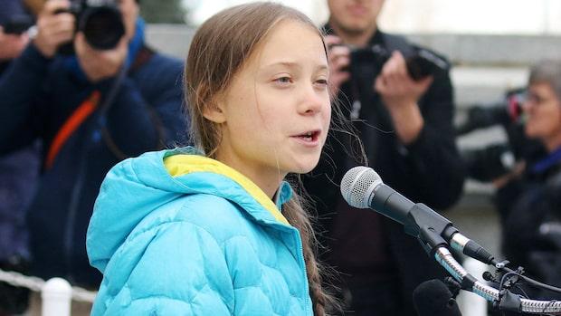 "Se Greta Thunbergs tal i Edmonton i Kanada: ""Ni är hoppet"""