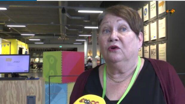 """Birgitta Petersson: """"Att det skulle bli så många som blev varslade, det hade vi inte förväntat oss"""""""