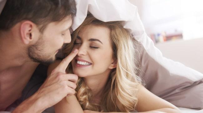 Forsta orgasmen vid 34 ars alder